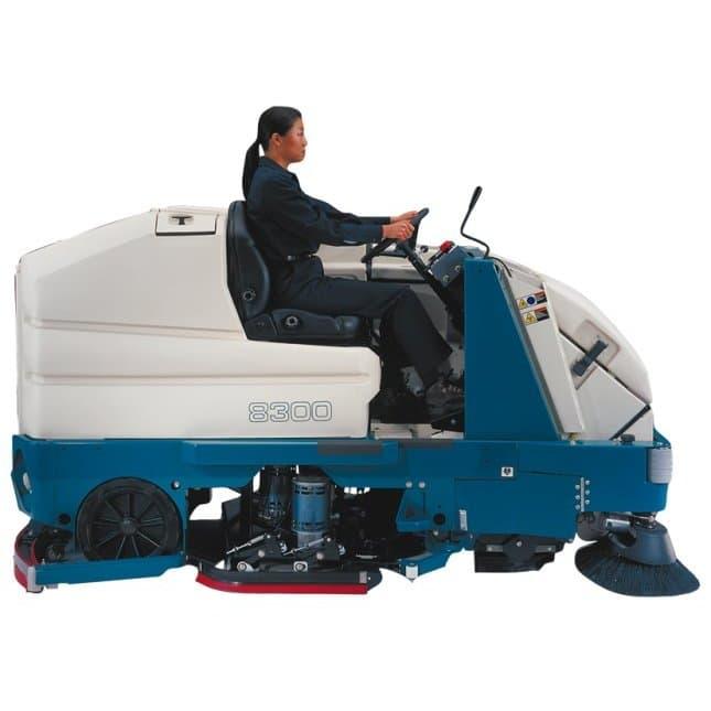 Tennant Sweeper