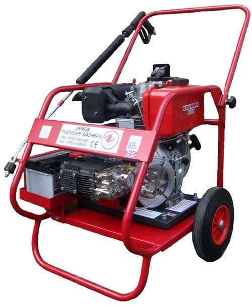 Hurricane D1es Cold Water Pressure Washer Clemas