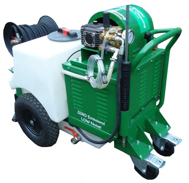 Tornado Electron Mini Bowser Cold Water Pressure Washer