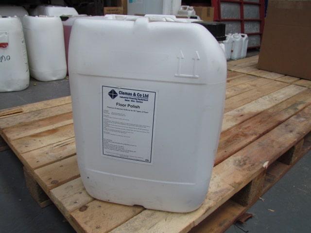 Chemicals Floor Polishing