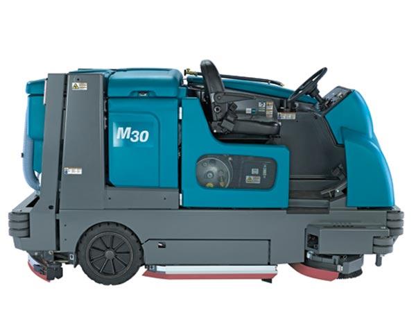 Tennant M30 Sweeper Scrubber Diesel Or Lpg Clemas