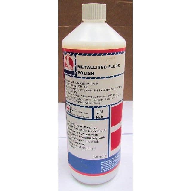 Chemicals: Floor Polishing
