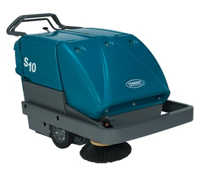 Tennant S10 Pedestrian Sweeper