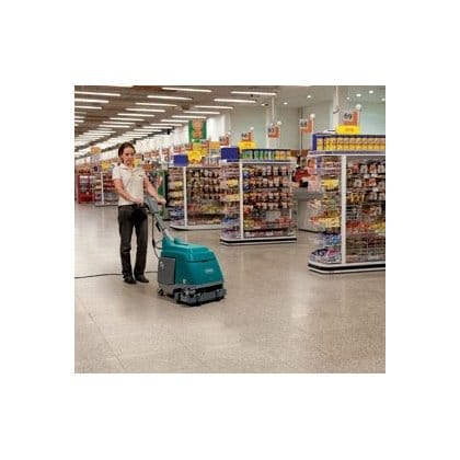 Tennant T1 Cable Pedestrian Scrubber Dryer