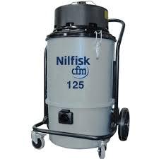 Nilfisk 125 Industrial Vacuum Cleaning Machine
