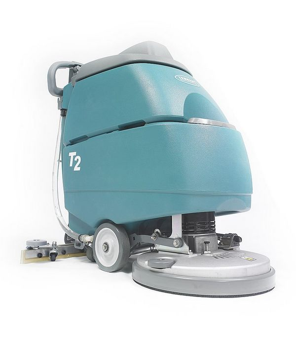 Tennant T2 pedestrian scrubber dryer