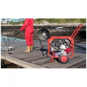 The Demon Hurricane P4HR Cold Water Pressure Washer - 2900 PSI