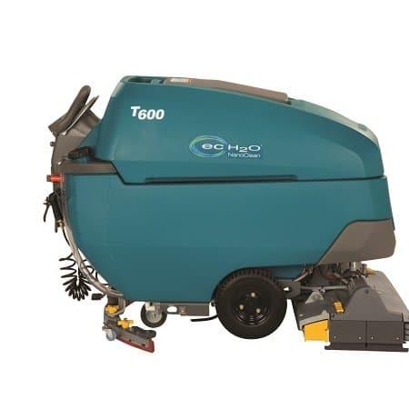 Tennant T600 Cylindrical Pedestrian Scrubber Dryer