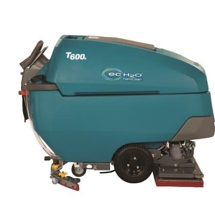 Tennant T600e Orbital Pedestrian Scrubber Dryer