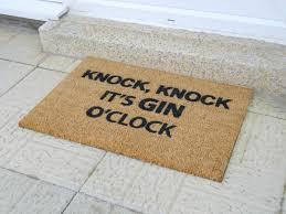 knock knock gin