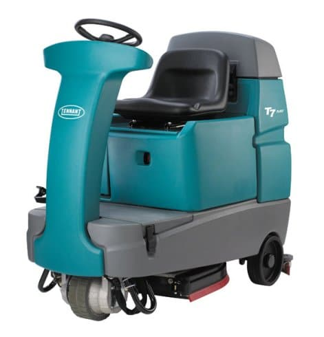 Tennant T7 80 Ride On Scrubber Dryer