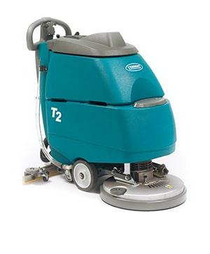 Tennant T2 43 Pedestrian Scrubber Dryer