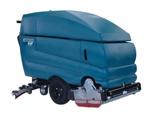 Tennant 5700 Cylindrical Pedestrian Scrubber Dryer